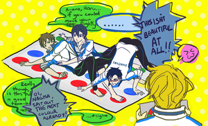 The Stress of Team-Bonding Activities by Axtar
