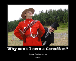 Why Can't I Own A Canadian?DMP by fleeingfantasy