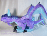 WoW: Cobalt Netherwing Drake by sugarstitch