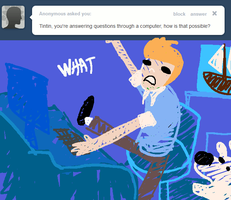 :: Ask Tintin: Answer 11 :: by Tigerman-exe
