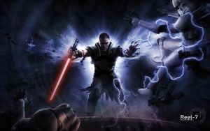 SW The Force Unleashed by McFlyWalker