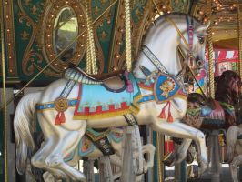 Carousel -1 by rachellafranchistock