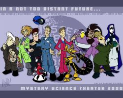 MST3K Wallpaper- AndrewDickman by mst3k