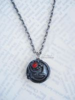 Elena's Vervain Pendant by candymonsters