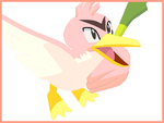 Shiny Farfetch'd by LV9