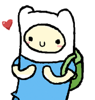 Cute Finn by Miss-Wisteria