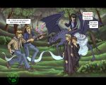 HP meets the Winchester Boys by lady-cybercat
