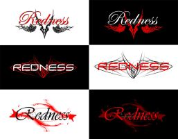Redness Logos Simples by Almirith7