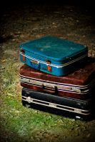 Excess Baggage by abandoned-echoes