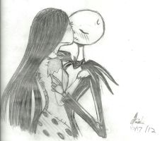 Jack/Sally by Dai-chaan