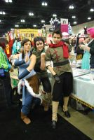Korra, Bolin and Mako by miss-a-r-t