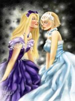 APH : The Winter Contrast by thecarefree
