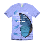 Butterfly Wings Tee by Mister-Pancake