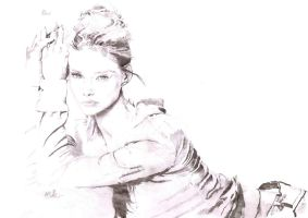 BAR REFAELI drawing by baddassmatt