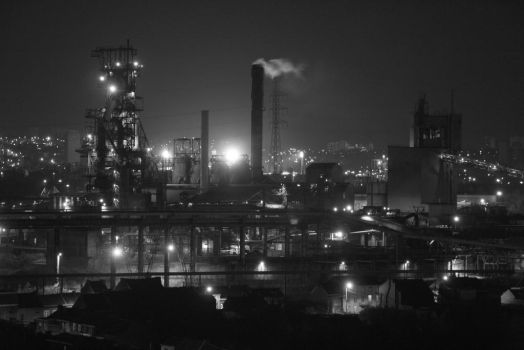 Photographie industriel 1 by HalcyonART