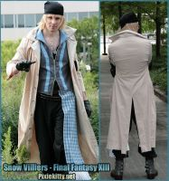 Snow Villiers Cosplay by pixiekitty