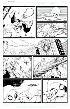 019 Spider Gwen page 3 by DSketchyT