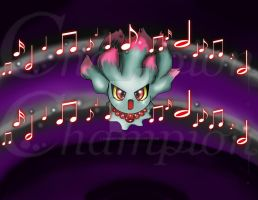 Misdreavus used perish song by Championx91