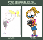 Misc: Before and After Meme by ZootyCutie