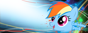 Rainbow Dash sig by Tempest-Arts