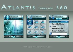Atlantis theme by zeolyte