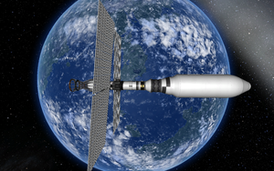 KSP - Station Core Transfer Vehicle by Shroomworks