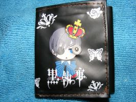 Coin part of the black butler wallet by Sacora1020