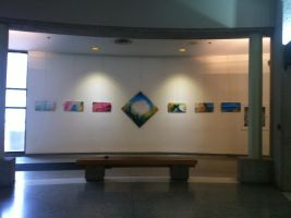 July Art Show 2012- Second Path by dlighted