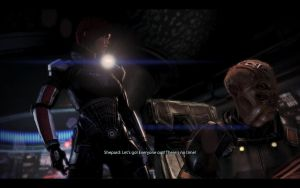 ME3 ODLC - Ellis Shepard and Bray by chicksaw2002