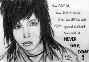 Never Give In by KatarinaAutumn