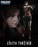 Claire Redfield RE2 by Claire-Wesker1