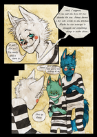 RaccoonBrothers::Page065 by IFreischutz