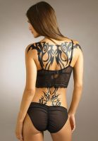 Back Tatoo by DDL999