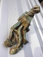 Abstract Bronze Foot 2/4 by Explonova