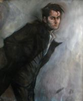 Dr. Who Tennant by dhayman85