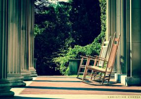 Rocking Chairs by gabolos