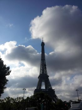 Tour Eiffel by CrazyBlueSamjiva
