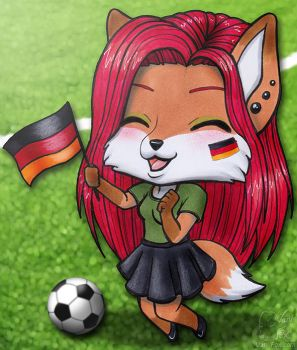 Brazil 1-7 Germany by Vani-Fox