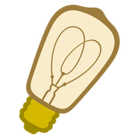 CM Edison Light Bulb by adamlhumphreys