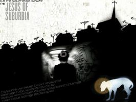 Jesus of Suburbia by eplayerd