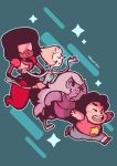 SU-Crystal Gems by Mikoto-chan