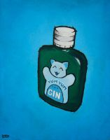 Paintings For Children Alcohol by lukechueh