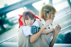 Railgun: Onee-sama I by angelryn