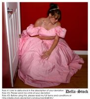 Pink Princess.8- Lonliness by Della-Stock