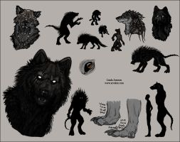 Werewolf by chipset