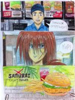 samurai x burger page2 by eve1789