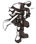 Shadow_puss in boots ver by chellchell