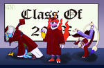 Graduation Day: Team Crossroads by kompy