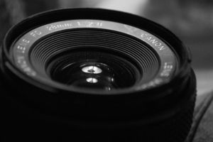 Old Canon Lens by breakeric