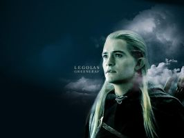 Legolas Wallpaper by littlexbuttercup